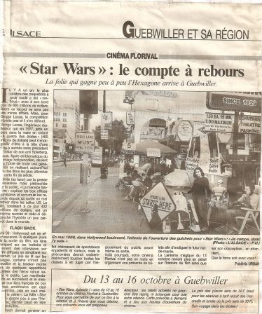 1999 - Star Wars Episode 1